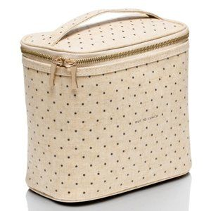 Kate Spade Polka Dot Insulated Lunch Bag Tote NWT